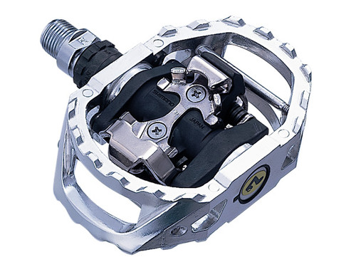 Shimano PD-M545 SPD Pedals and Cleats