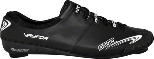 Bont Vaypor Classic Cycling Road Shoes, Black-