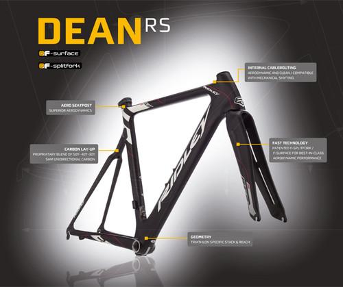 Ridley Dean RS Carbon TT Frameset