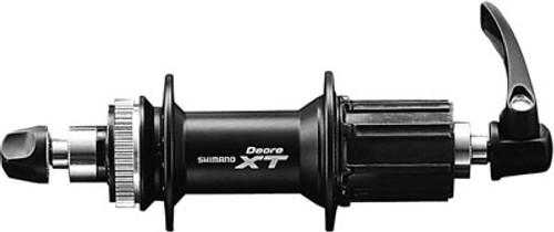 Shimano Deore XT M775 Disc Brake Rear Hub Center Lock System, 32h