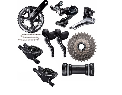 Shimano Dura-Ace  R9100 | ST-RS685 Hydraulic STI Groupset
