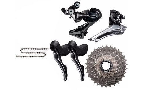 Shimano Dura-Ace  R9100 | ST-RS685 Hydraulic STI 5 piece Conversion Kit