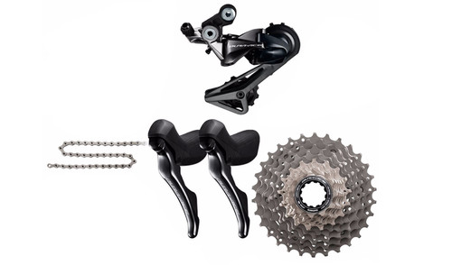Shimano Dura-Ace  R9100 | ST-RS685 Hydraulic STI 4 piece Conversion Kit