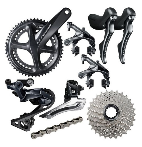 Shimano Ultegra  R8000 STI Groupset | Daily Deal Special Offer