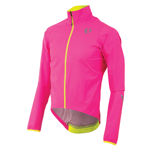 Pearl izumi P.R.O. Aero WxB Men's Jacket, Screaming Pink