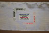 "fiberglass cloth tape strips 8"" 100  yds"