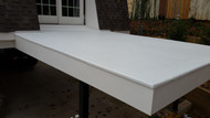 Fiberglassing Decks, CLICK BELOW PICTURE, For Full Directions.