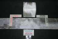 """2 rolls Fiberglass cloth tape strips 4""""  x 50 yds = ELIGIBLE FOR COMBINED SHIPPING see link in description"""