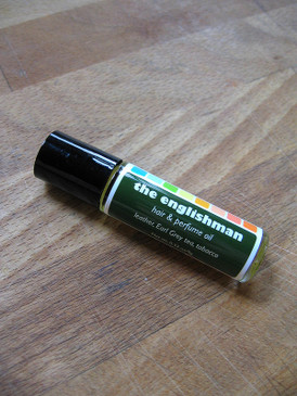 The Englishman Hair & Perfume Oil - Leather, Earl Grey, Tobacco...