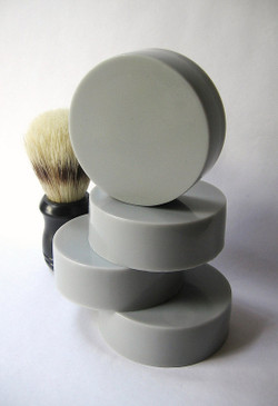 The Englishman Shaving Soap - Leather, Earl Grey, Tobacco... New Larger Size