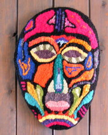 Mother Earth Mask