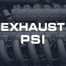 Exhaust Pressure Gauges
