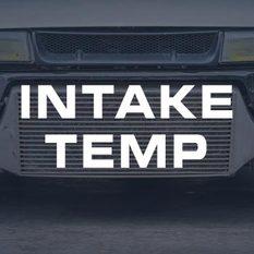 Dual Intake Temperature Gauges