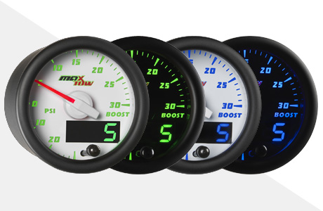 MaxTow Diesel Gauge Series