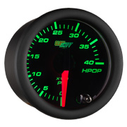 GlowShift Black 7 Color Gauge Series