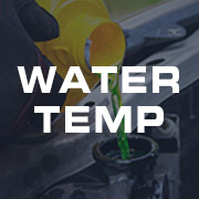 Water Coolant Temperature Gauges