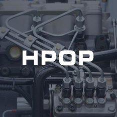 High Pressure Oil Pressure HPOP Gauges