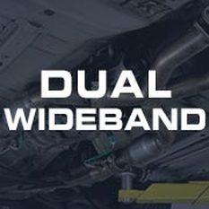 Dual Wideband Air/Fuel Ratio Gauges