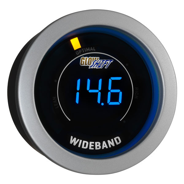 Tinted Wideband Air/Fuel Ratio Gauge