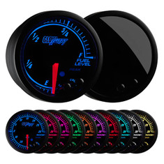 Elite 10 Color Fuel Level Gauge