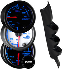1993-2002 Pontiac Trans Am T-Top Custom 7 Color Gauge Package Gallery