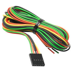 7 Color Gauge Series Extended Sensor Wiring Harness