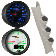 2010-2017 Dodge Ram Cummins Custom MaxTow Gauge Package Gallery
