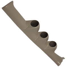 2000-2005 Dodge Neon & SRT-4 Tan (Neutral) Triple Pillar Pod
