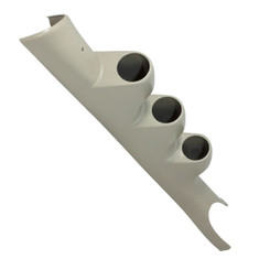2003-2009 Dodge Ram Cummins Taupe Triple Pillar Pod