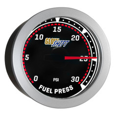 Tinted 30 PSI Fuel Pressure Gauge