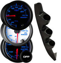 1994-2002 Chevrolet S-10 Custom 7 Color Gauge Package Gallery