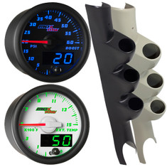 2003-2009 Dodge Ram Cummins Custom MaxTow Gauge Package Gallery