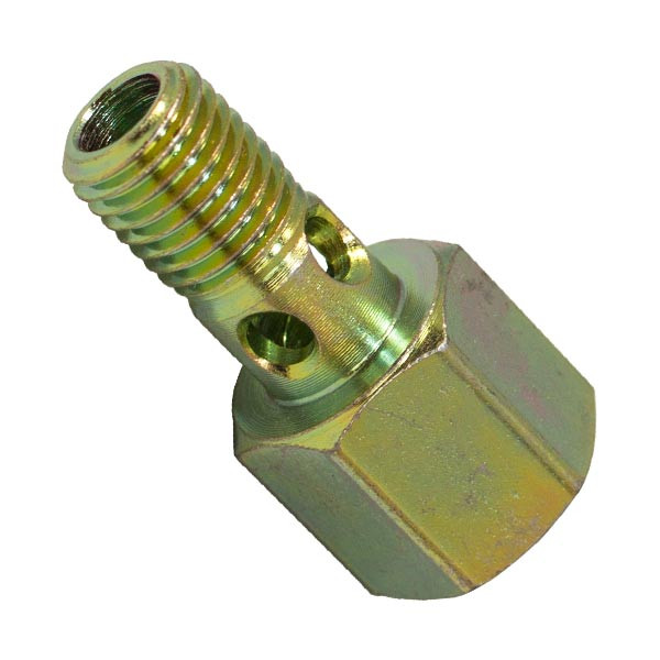 Glowshift Fuel Pressure Banjo Bolt Adapter