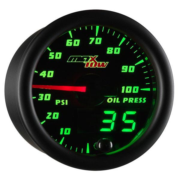 Maxtow oil pressure gauge