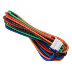 Replacement 7 Color Series Dual Digital Air Pressure Gauge Power Harness