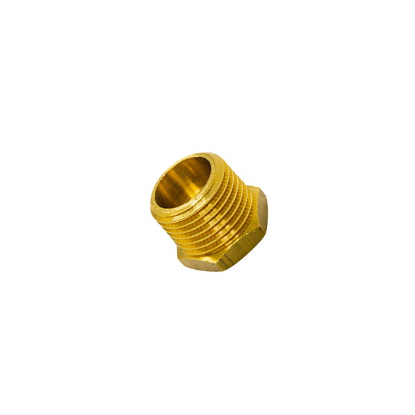 1/8-27 NPT Female to 1/2-14 NPT Male Thread Adapter