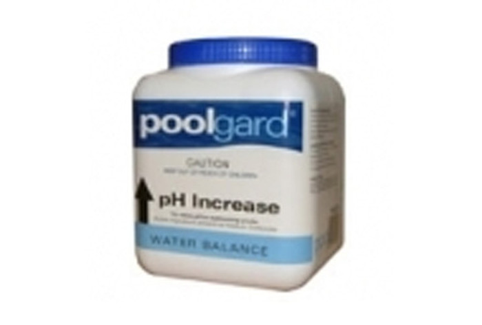 poolgard pH Increase