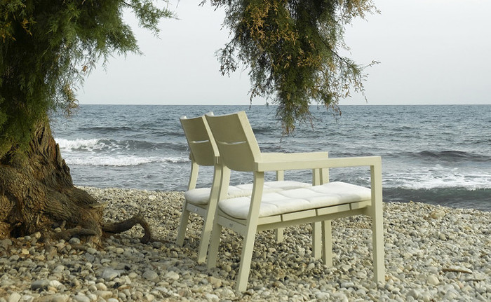Kos lounge chair