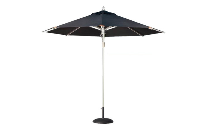 Umbrella Aluminium 3.5M dia Comm  - Tiri by Point