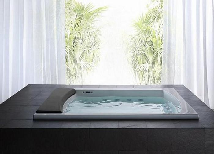 Seaside spa bath T08