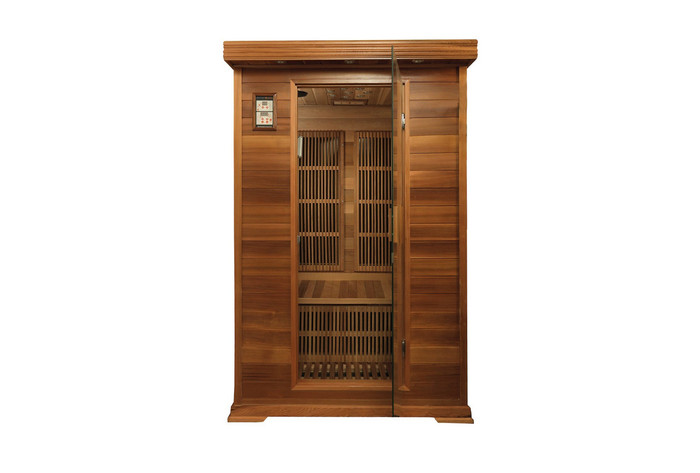 360 carbon FAR infrared sauna model Miami 2 person