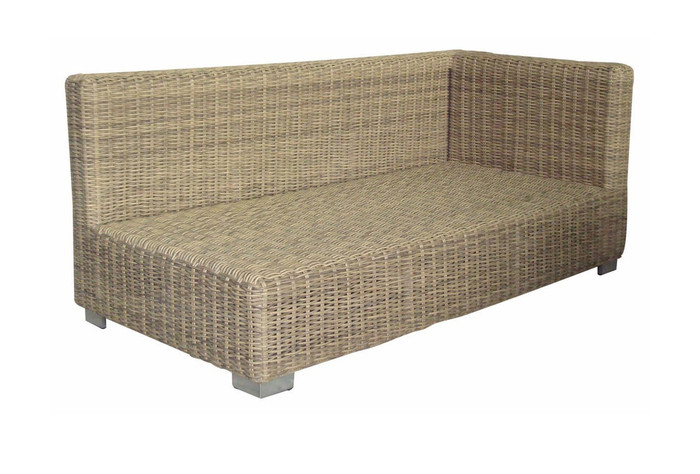 Andes modular left arm sofa