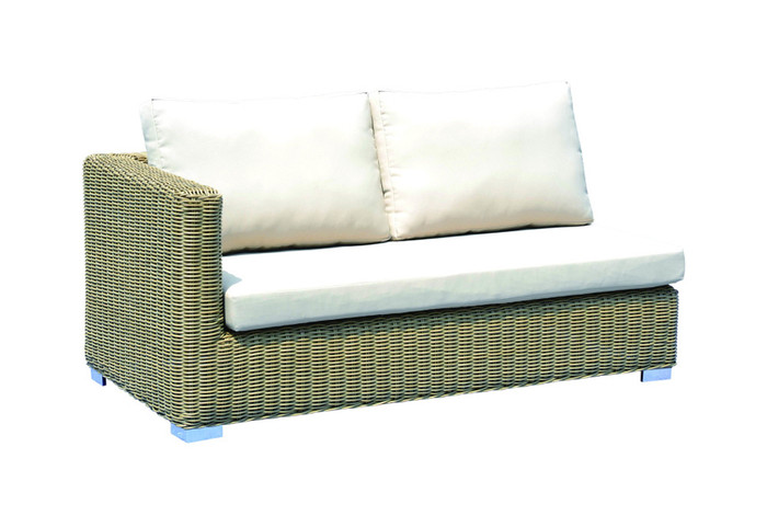 Andes modular right arm sofa