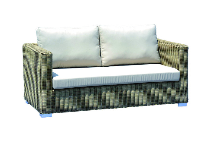 Andes 2 Person Modular Outdoor Sofa