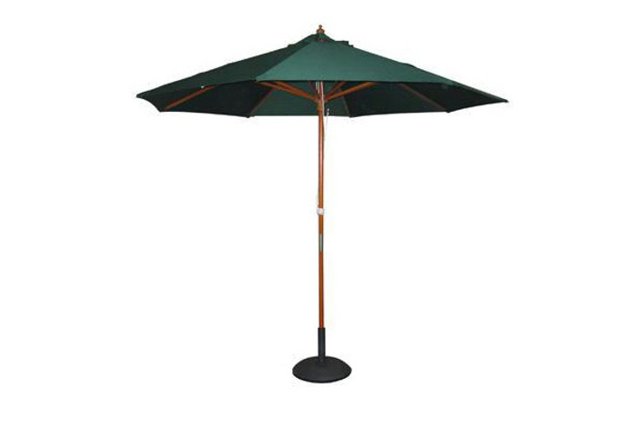 Umbrella Wood 2.7M dia - Vero by Point
