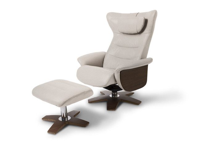 Leather Recliner Chair - Verra