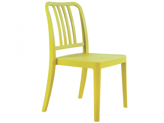 Varia outdoor plastic chair - various colours