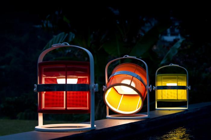 Maiori solar la lampe petite - various colours