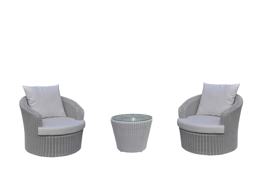 Set including Miro side table 60cm