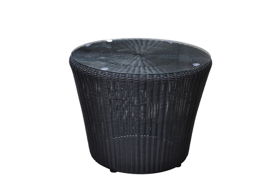 Miro outdoor side table 3mm wicker - 2 colours